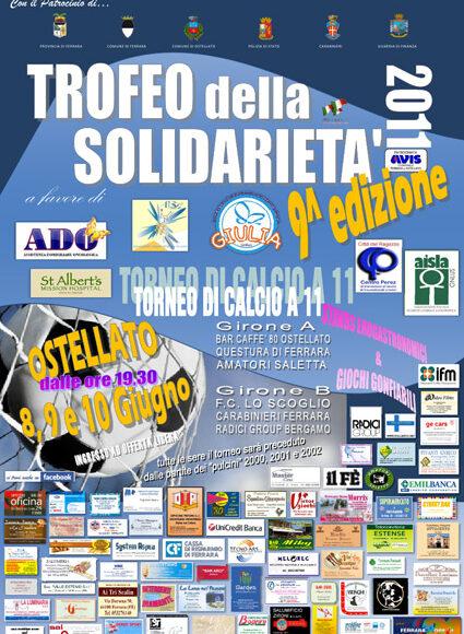 9° Trofeo della solidarietà