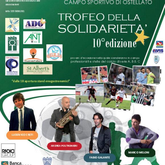 10° Trofeo della Solidarietà
